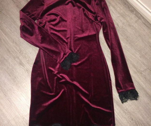 Платье новое бархат. Фото 1. Кострома.