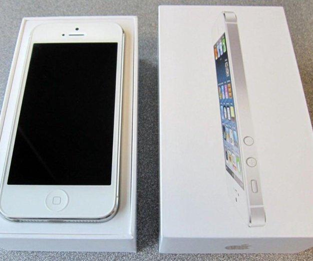 Apple iphone 5 32 gb white. Фото 1. Кушва.