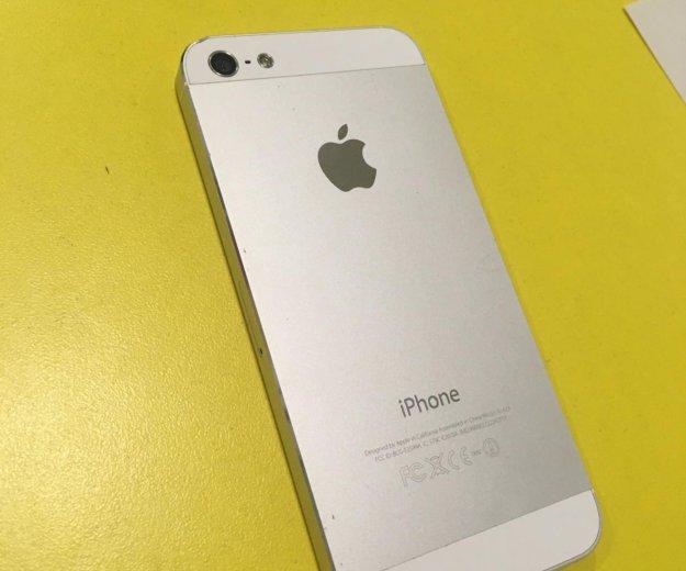 Apple iphone 5 32 gb white. Фото 3. Кушва.
