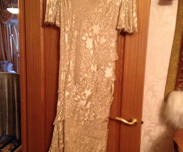 Шикарное платье. Фото 1. Москва.