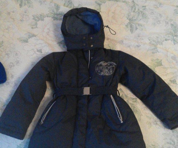 Зимнее пальто 134. Фото 1. Люберцы.