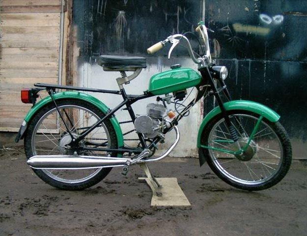 Мопед скутер газулька мотоцикл. Фото 3. Нижний Новгород.