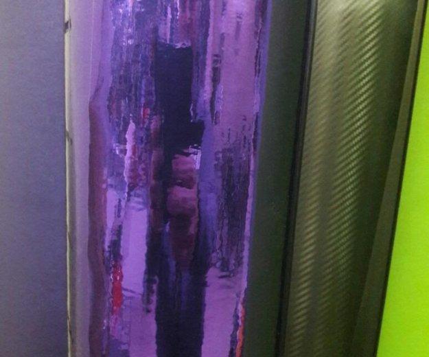 Плёнка хром фиолетовый. Фото 4. Рязань.