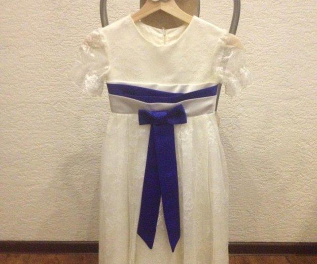 Новое детское платье. Фото 1. Санкт-Петербург.