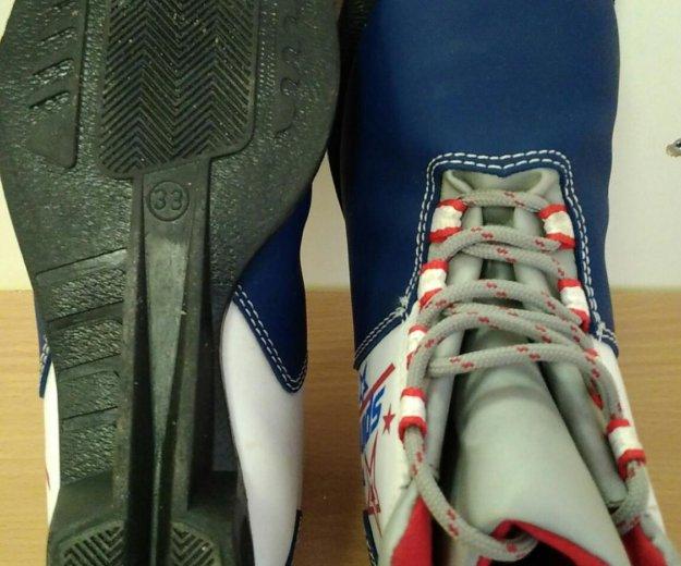 Лыжные ботинки. Фото 2. Кострома.