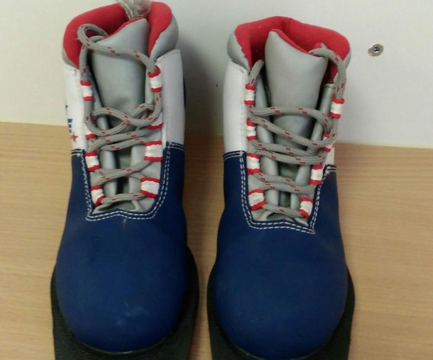 Лыжные ботинки. Фото 3. Кострома.