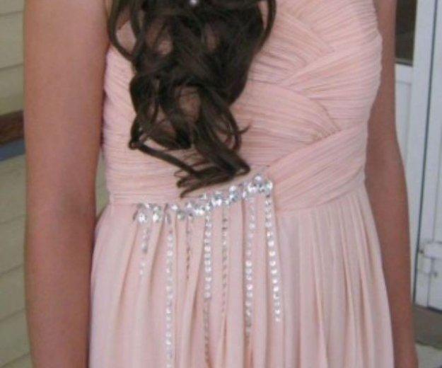 Платье в пол. Фото 3. Чебоксары.