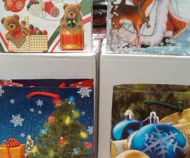 Подарочные пакеты. Фото 2. Самара.