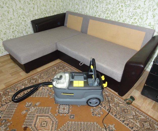 Химчистка мягкой мебели и ковров. Фото 1. Челябинск.