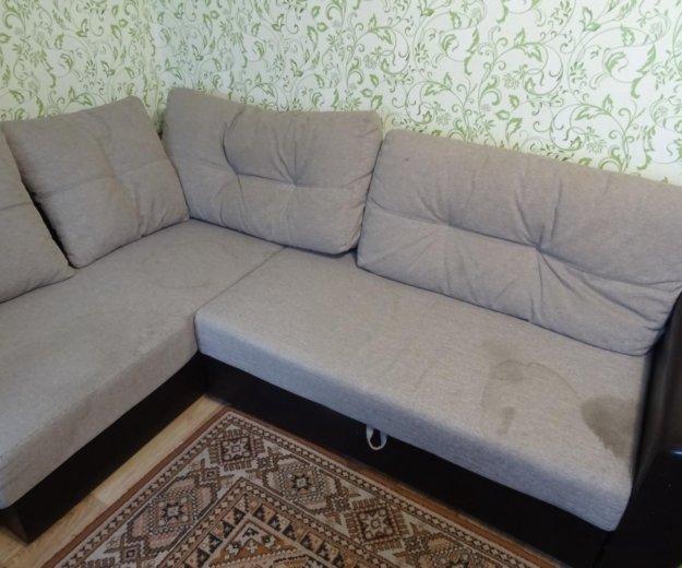 Химчистка мягкой мебели и ковров. Фото 2. Челябинск.