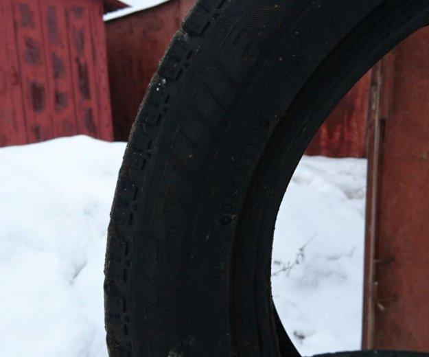 Покрышки зимние (липучка). Фото 3. Тверь.