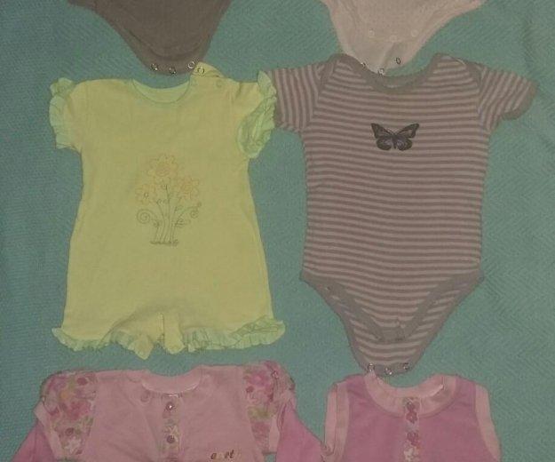 Одежда для девочки 3-6 мес (пакет). Фото 2. Тула.