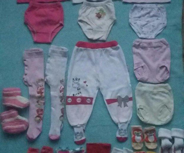 Одежда для девочки 3-6 мес (пакет). Фото 3. Тула.