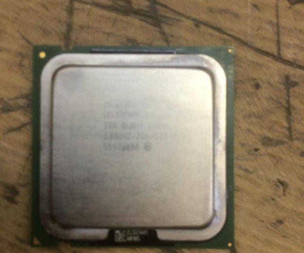 Процессор intel celeron. Фото 1. Пригородный.