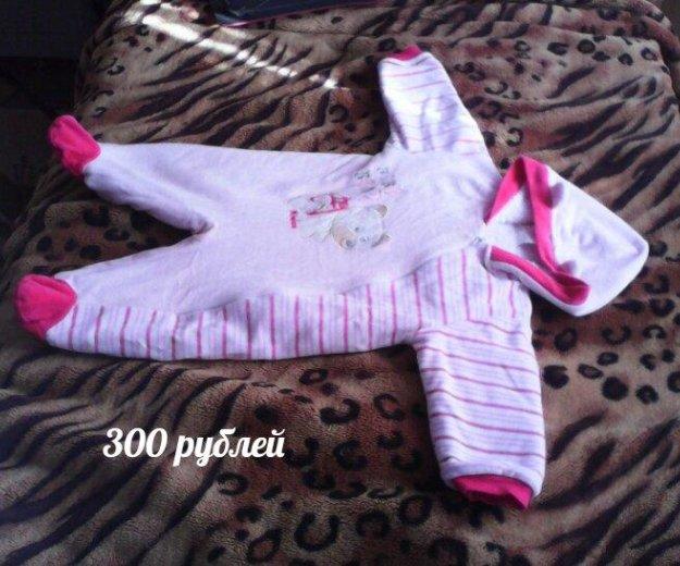 Детский комбинезон. Фото 1. Псков.