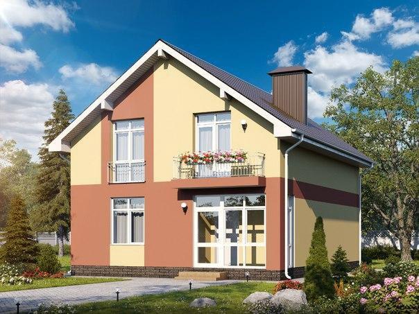 Проект европа 125 м². Фото 2. Ковров.