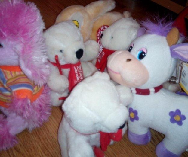 Мягкие игрушки. Фото 1. Алексеевка.
