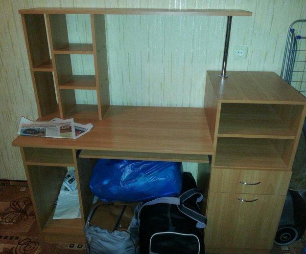 Компьютерный стол. Фото 1. Невинномысск.