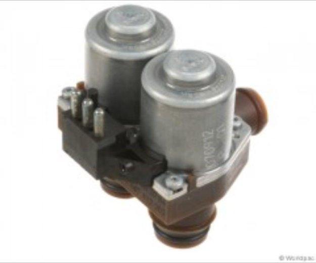 Клапан электромагнитный системы отопления mercedes. Фото 1. Иркутск.