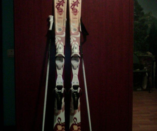 Лыжи горные. Фото 3. Москва.