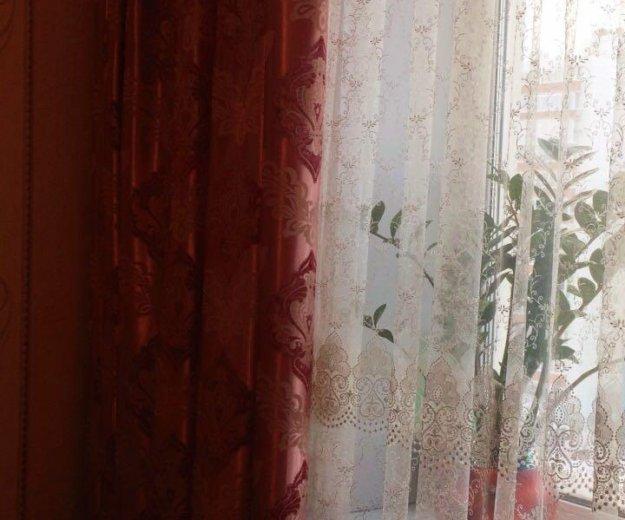 Комплект штор. Фото 3. Сургут.