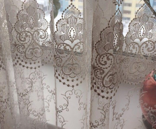 Комплект штор. Фото 2. Сургут.