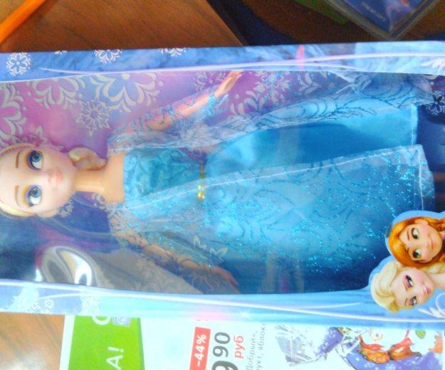 Кукла эльза. Фото 1. Иркутск.