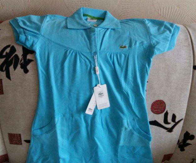 Продам платье lacoste. Фото 2. Новосибирск.