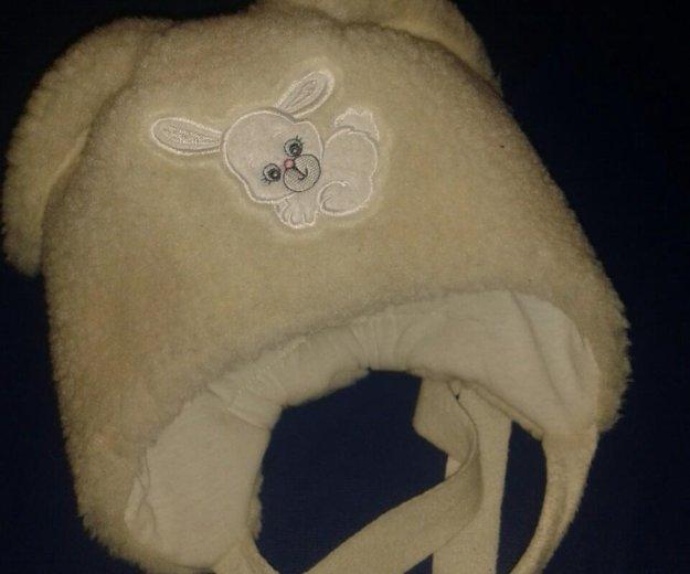 Новая шапка зайка. Фото 1. Альметьевск.