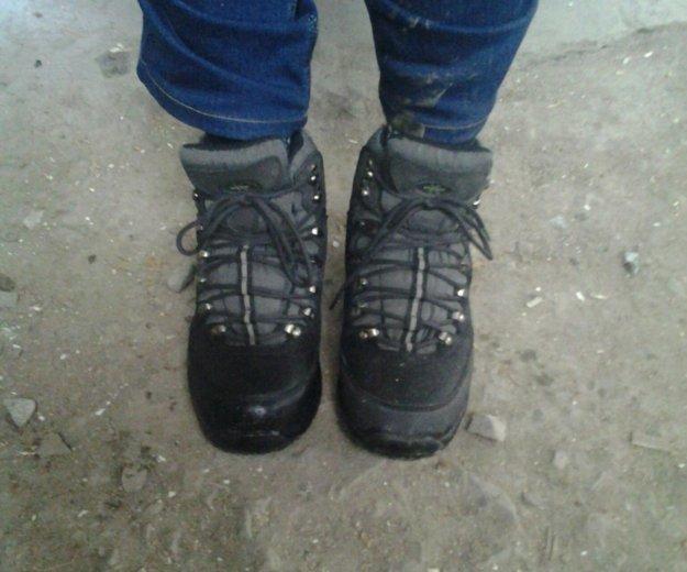 Зимние ботинки. Фото 1. Артем.