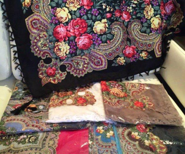 Палантины (платки)новые. Фото 1. Тюмень.