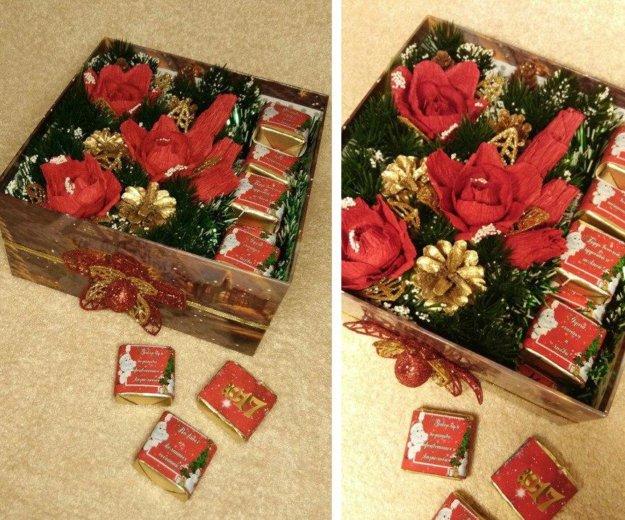 Конфеты. новогодний подарок. подарок на новый год. Фото 1. Самара.