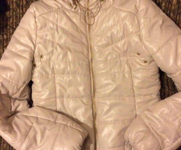 Куртка тёплая. Фото 1. Краснодар.