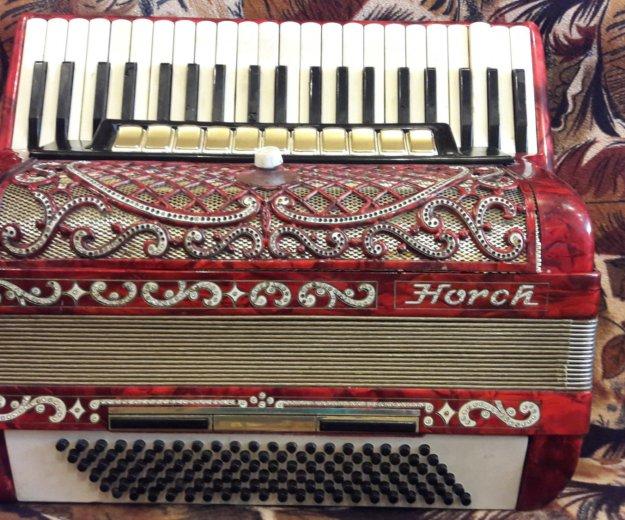 Немецкий аккордеон. Фото 3. Новоуральск.