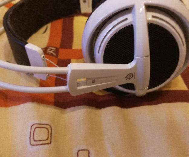 Наушники steelseries siberia v2. Фото 1.