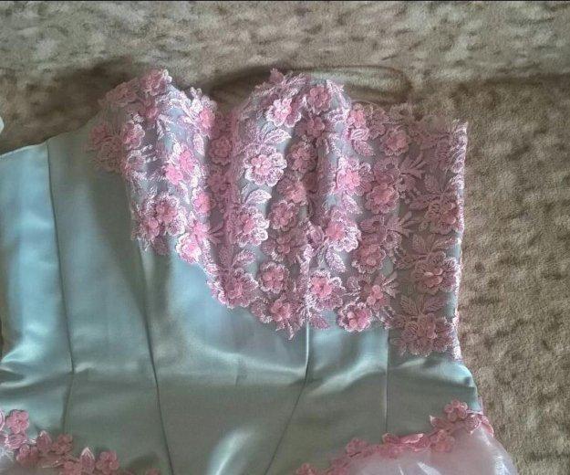 Платье выпускное. Фото 1. Новосибирск.