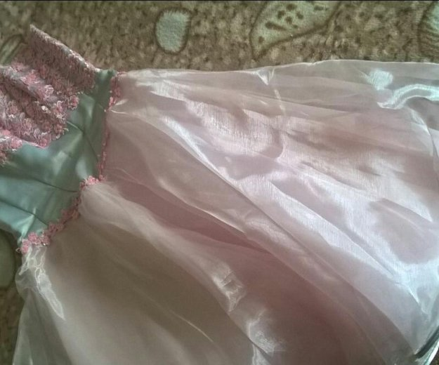 Платье выпускное. Фото 3. Новосибирск.