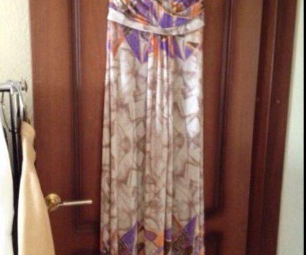 Платье в пол  франция. Фото 1. Красногорск.