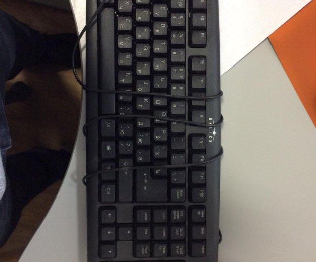 Клавиатура для пк (usb) новая. Фото 1. Москва.