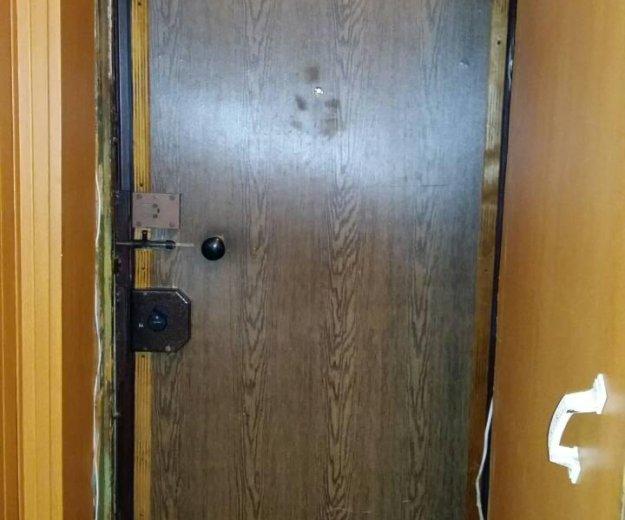 Металлическая дверь. Фото 1. Челябинск.