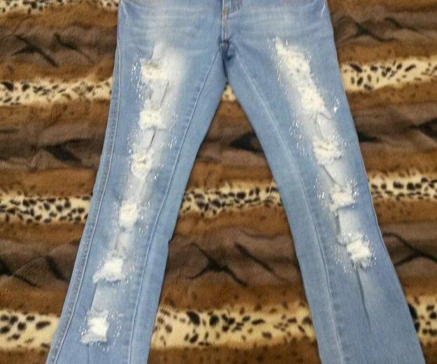 Детские джинсы. Фото 1. Юрга.
