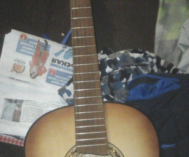 Гитара 6 струнная в хорошем состоянии. Фото 2. Родионово-Несветайская.
