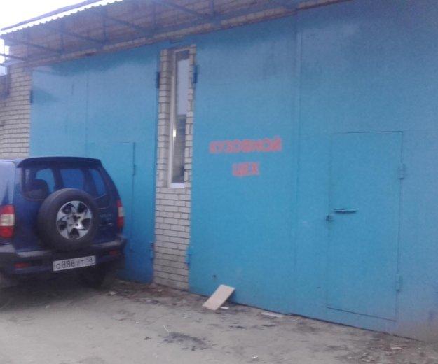 Кузовной ремонт и покраска. Фото 1. Пенза.