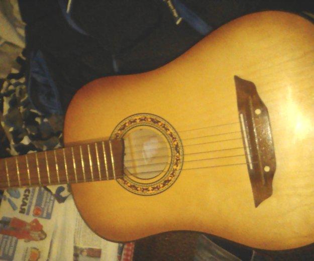 Гитара 6 струнная в хорошем состоянии. Фото 3. Родионово-Несветайская.