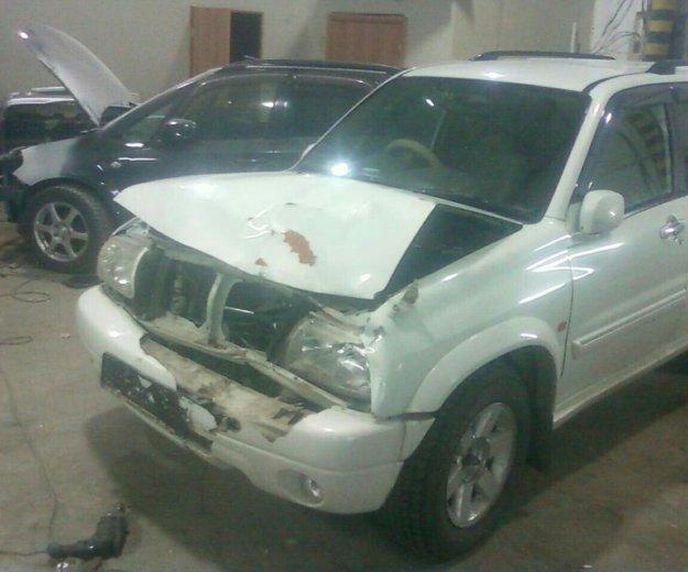 Кузовной ремонт и покраска. Фото 2. Пенза.