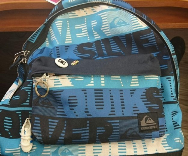 Рюкзак quicksilver. Фото 1. Монино.