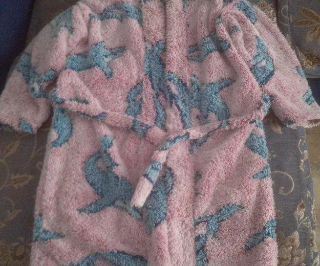 Тёплый халат. Фото 1. Нижнекамск.