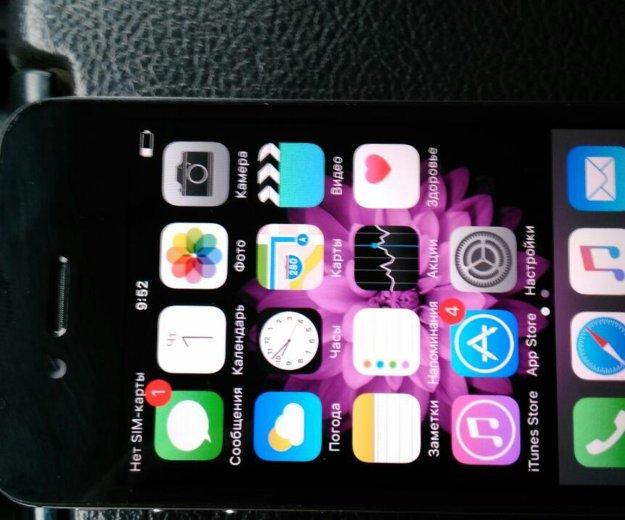Айфон 4s16 ги. Фото 1. Люберцы.