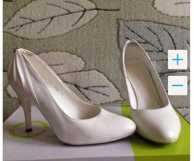 Свадебные туфли. Фото 2. Москва.