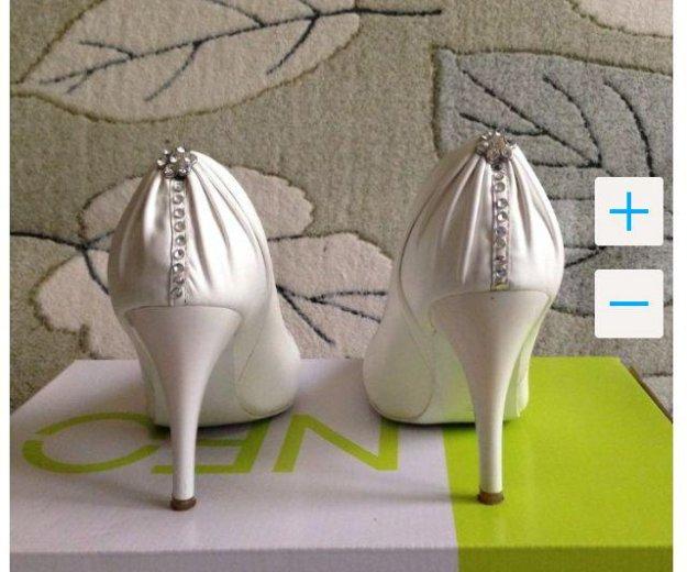 Свадебные туфли. Фото 3. Москва.